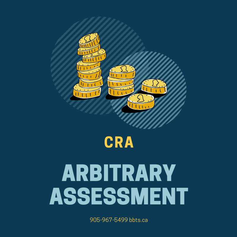 CRA Arbitrary Assessments